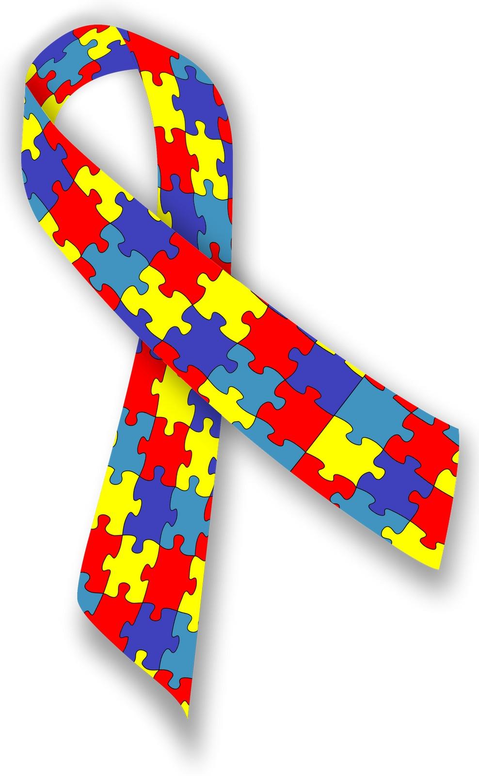 el puzzle simboliza el autismo